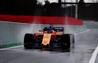 Fotos Fernando Alonso F1 2018 Foto 24