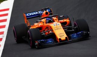 Fotos Fernando Alonso F1 2018 Foto 27