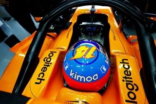 Fotos Fernando Alonso F1 2018 Foto 1