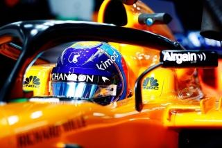 Fotos Fernando Alonso F1 2018 Foto 30