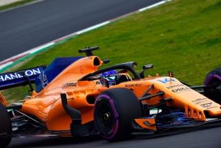 Fotos Fernando Alonso F1 2018 Foto 31