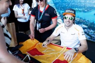 Fotos Fernando Alonso F1 2018 Foto 33