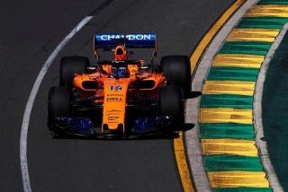 Fotos Fernando Alonso F1 2018 Foto 35