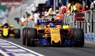 Fotos Fernando Alonso F1 2018 Foto 36