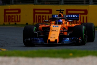 Fotos Fernando Alonso F1 2018 Foto 37