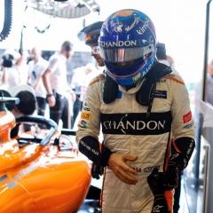 Fotos Fernando Alonso F1 2018 Foto 38