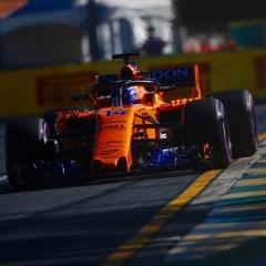 Fotos Fernando Alonso F1 2018 Foto 39