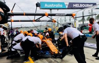 Fotos Fernando Alonso F1 2018 Foto 42