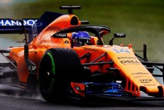 Fotos Fernando Alonso F1 2018 Foto 43