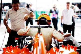 Fotos Fernando Alonso F1 2018 Foto 44