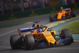 Fotos Fernando Alonso F1 2018 Foto 45