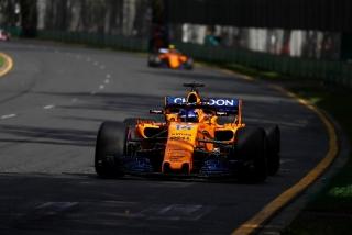 Fotos Fernando Alonso F1 2018 Foto 46