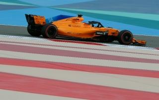 Fotos Fernando Alonso F1 2018 Foto 48