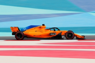 Fotos Fernando Alonso F1 2018 Foto 50