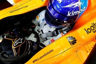 Fotos Fernando Alonso F1 2018 Foto 52