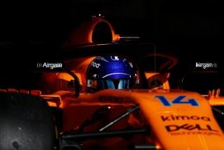 Fotos Fernando Alonso F1 2018 Foto 53