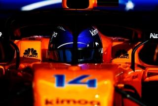Fotos Fernando Alonso F1 2018 Foto 55