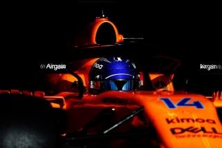 Fotos Fernando Alonso F1 2018 Foto 56