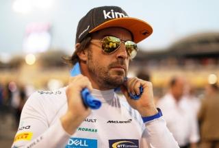 Fotos Fernando Alonso F1 2018 Foto 58