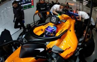 Fotos Fernando Alonso F1 2018 Foto 64