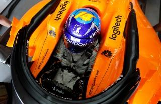 Fotos Fernando Alonso F1 2018 Foto 67