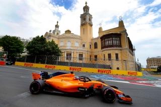 Fotos Fernando Alonso F1 2018 Foto 69