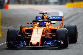 Fotos Fernando Alonso F1 2018 Foto 70