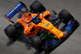 Fotos Fernando Alonso F1 2018 Foto 72