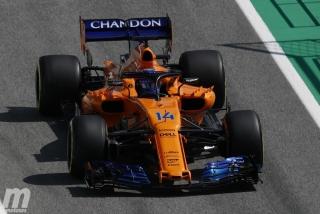 Fotos Fernando Alonso F1 2018 Foto 74