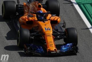 Fotos Fernando Alonso F1 2018 Foto 75