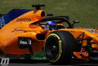 Fotos Fernando Alonso F1 2018 Foto 77