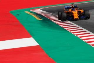 Fotos Fernando Alonso F1 2018 Foto 79