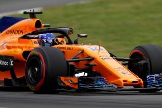 Fotos Fernando Alonso F1 2018 Foto 80