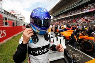 Fotos Fernando Alonso F1 2018 Foto 81