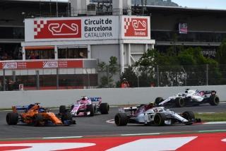 Fotos Fernando Alonso F1 2018 Foto 82