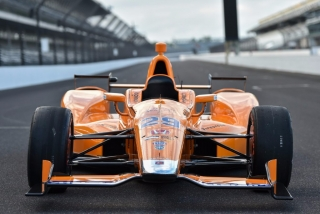 Foto 2 - Fotos Fernando Alonso Indy 500