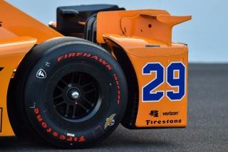 Foto 4 - Fotos Fernando Alonso Indy 500