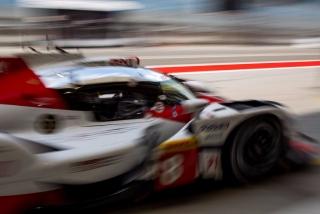 Foto 2 - Fotos Fernando Alonso test Bahrein Toyota LMP1