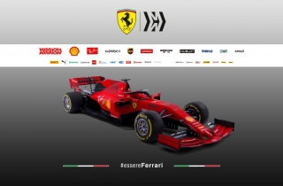 Fotos Ferrari SF90 F1 2019 - Foto 1