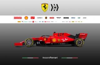 Fotos Ferrari SF90 F1 2019 - Foto 2