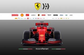 Fotos Ferrari SF90 F1 2019 - Foto 3