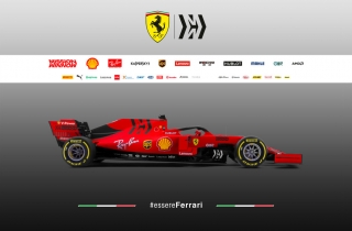 Fotos Ferrari SF90 F1 2019 - Foto 4