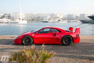 Fotos Ferrari F40 - Foto 3