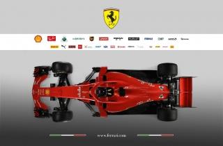 Fotos Ferrari SF71H F1 2018