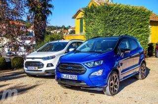 Foto 3 - Fotos Ford EcoSport 2018