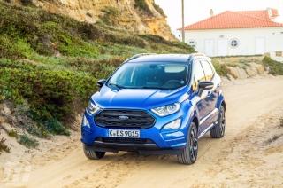 Fotos Ford EcoSport 2018 Foto 5