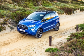 Fotos Ford EcoSport 2018 Foto 7