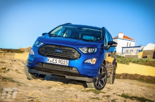 Fotos Ford EcoSport 2018 Foto 9