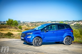 Fotos Ford EcoSport 2018 Foto 13