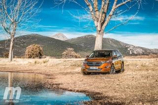 Fotos Ford Edge 2.0 TDCi Foto 11